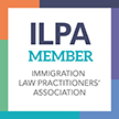 ILPA Member - Immigration Law Practitioners' Association Logo