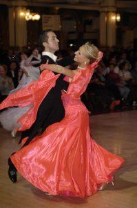 Katie Armstrong dancing Feb14