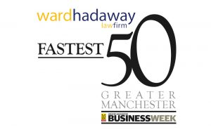 Fastest 50 Greater Manchester logo
