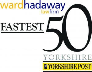 Fastest 50 Yorkshire logo