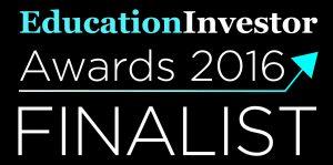 Education Investor Awards 2016 black