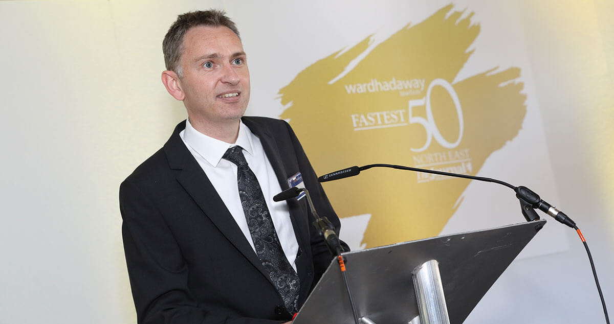 All the action from the 2019 North East Fastest 50 Awards