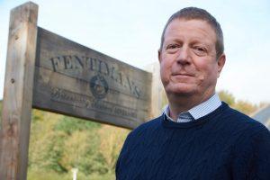 Fentimans CEO Ian Bray