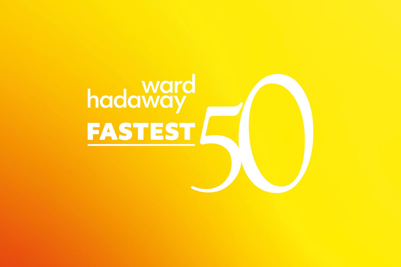 Ward Hadaway Fastest 50 North East
